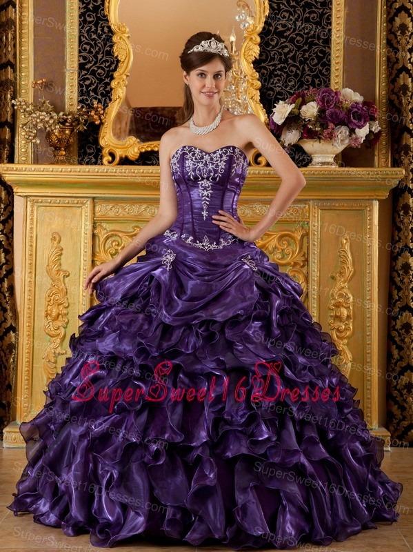 Dark Purple Sweet Sixteen Dresses,Dark Purple Dress for Sweet 16 Party