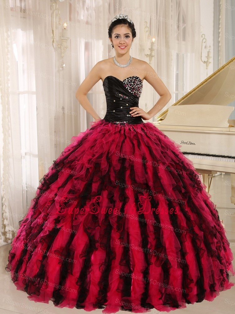 Black Sweet 16 Dress