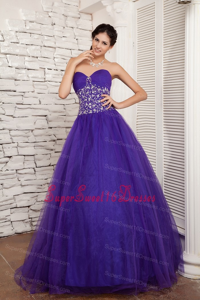 Red Ball Gown Sweet 16 Quinceanera Dress Miami